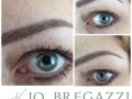 Hairstroke brow by Jo Bregazzi