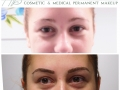 Semi permanent makeup Hairstroke Brow Enhancement by Jo Bregazzi