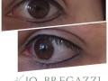 Permanent makeup eyeliner by Jo Bregazzi
